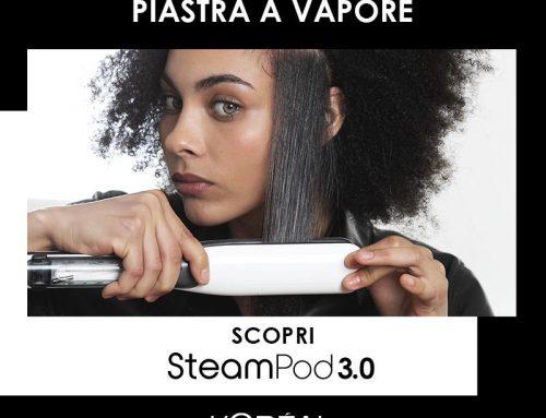 Come funzionano le piastre a vapore Steampod?
