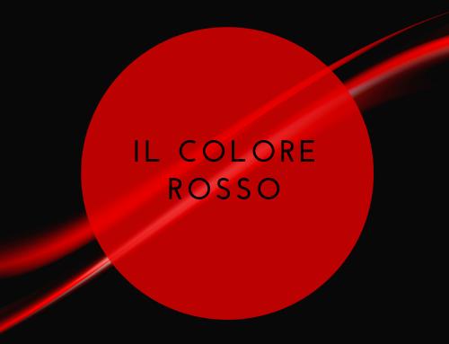 Valore simbolico dei colori: il rosso