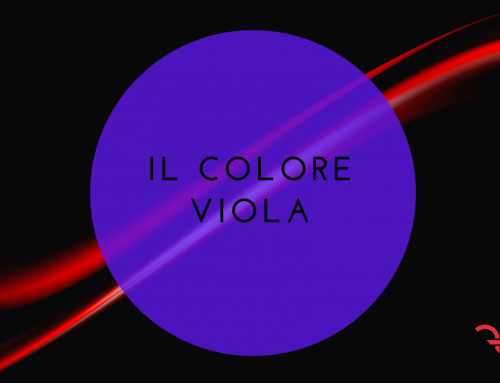 Valore simbolico del colore: il viola